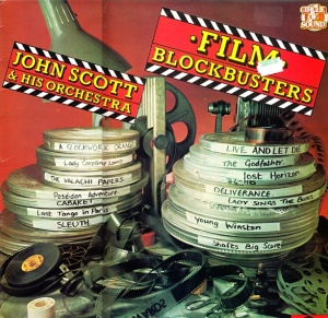 John Scott and his Orchestra - Film Blockbusters