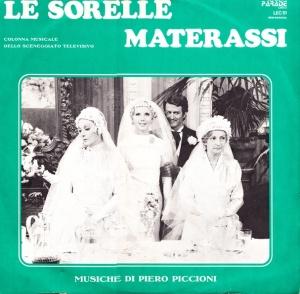 Piero Piccioni - Le Sorelle Materassi