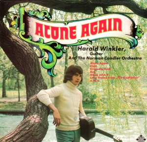 Harald Winkler - Alone Again