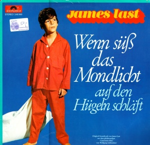 James Last -  Wenn süß das Mondlicht auf den Hügeln schläft (When Sweet Moonlight Is Sleeping in the Hills)