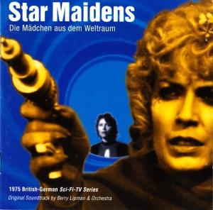 Berry Lipman & Orchestra - Star Maidens