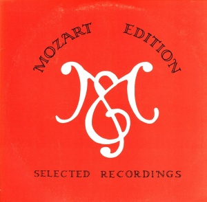 Theo Schumann / Jay Harmon -  Mozart Edition - (MELP085)