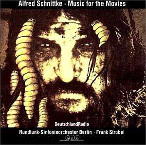 Alfred Schnittke Music for the Movies - Frank Strobel with Rundfunk-Sinfonieorchester Berlin
