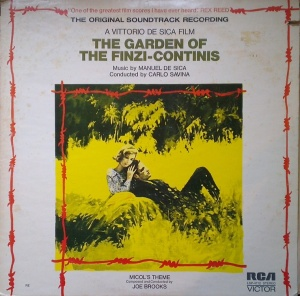 Joe Brooks  Manuel De Sica - The Garden Of The Finzi-Continis