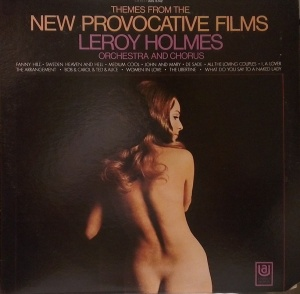 Leroy Holmes - New Provocative Films