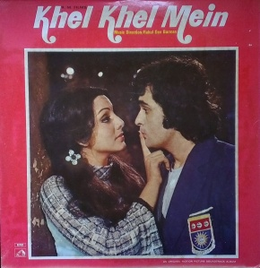 R D Burman - Khel Khel Mein
