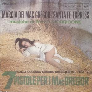 Ennio Morricone - Marcia Dei Mac Gregor
