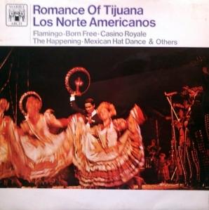 Romance Of Tijuana (Marble Arch 1968)