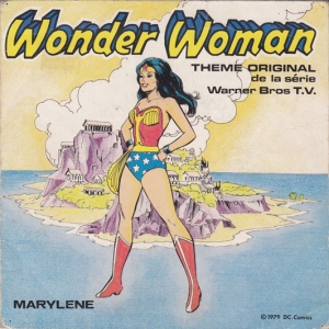 Marylene - Wonder Woman