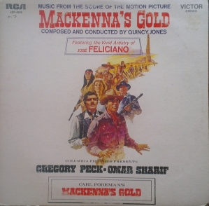 Quincy Jones - Mackenna's Gold