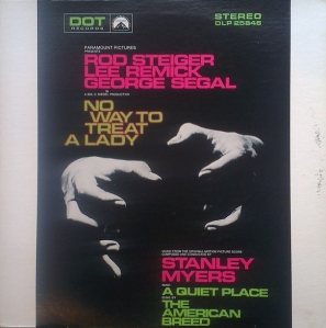 Stanley Myers - No Way to Treat a Lady