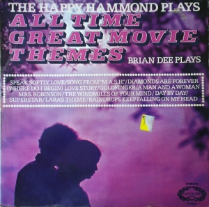 Brian Dee - all time great movie themes