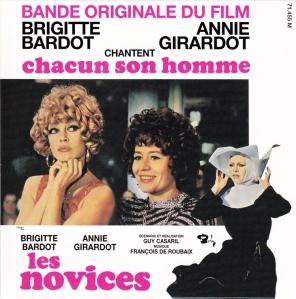 Francois de Roubaix - Les Novices