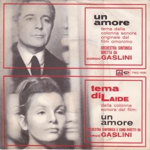 Giorgio Gaslini - Un Amore