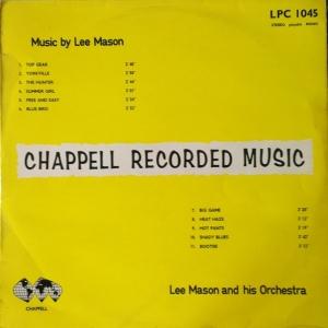 Lee Mason - Chappell 1045