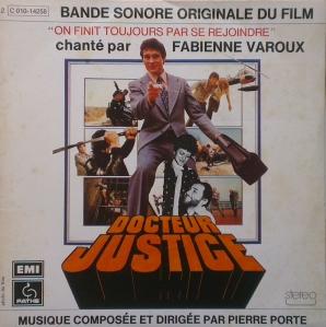 Pierre Porte - Docteur Justice
