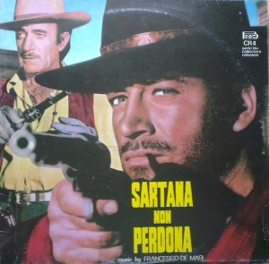 Francesco De Masi - Sartana does not forgive