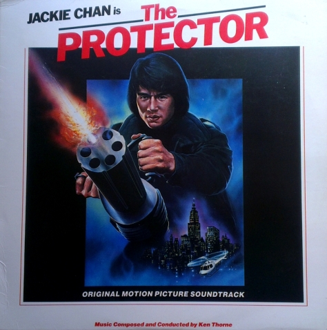 Ken Thorne - The Protector