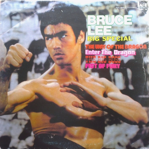 Stanley Maxfield - Joseph Koo - Bruce Lee Big Special