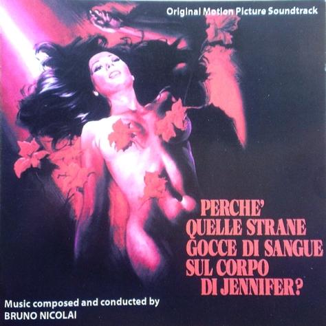 Buno Nicolai - Perche Quelle strange gocce di sangue sul corpo di Jennifer