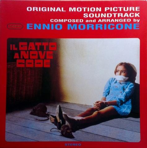 Ennio Morricone - il Gatto a Nove Code - Cat o Nine tails