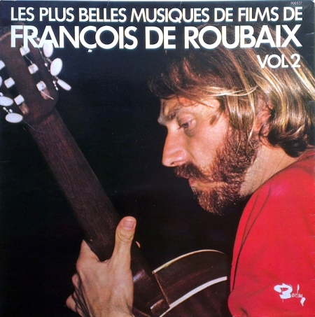 Francois de roubaix - Les lèvres rouges