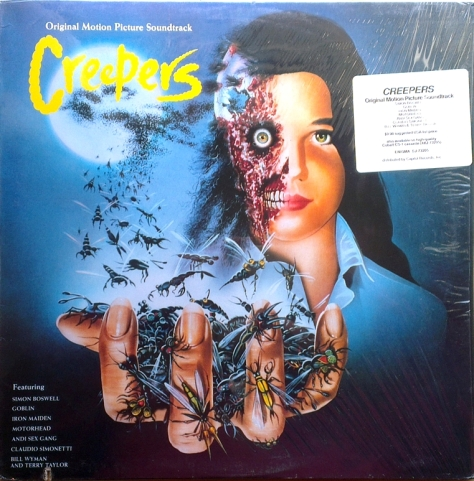 Goblin & Bill Wyman - Creepers