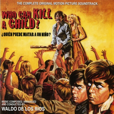 Waldo de los Rios - Who can kill a child