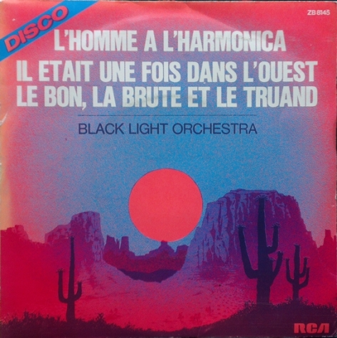 Black Light Orchestra – L'Homme À L'Harmonic