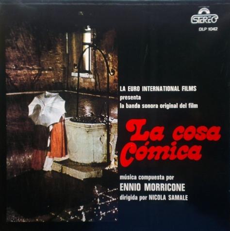 Ennio Morricone - La Cosa Comica - La Cosa Buffa