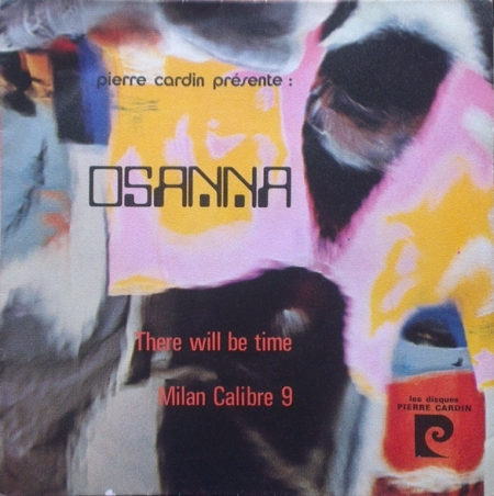 Osanna - Luis Bacalov - Milan Calibre 9