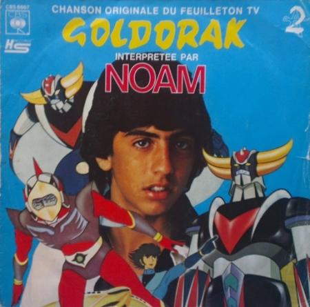 Pascal Auriat - Goldorak