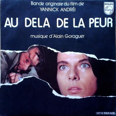 Alain Goraguer - Au Dela De la Peur