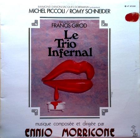 Ennio Morricone - Le Trio Infernal