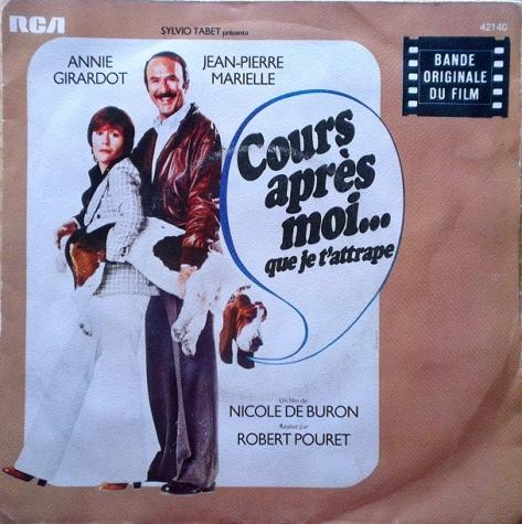 Jean-Pierre Pouret – Cours Après Moi... Que Je T'attrape