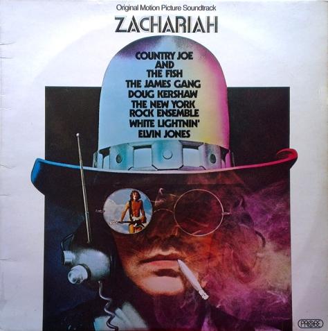 Jimmie Haskell - Zachariah