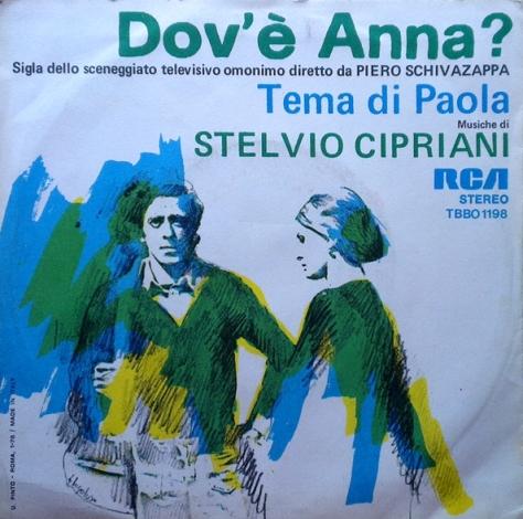 Stelvio Cipriani - Dove Anna