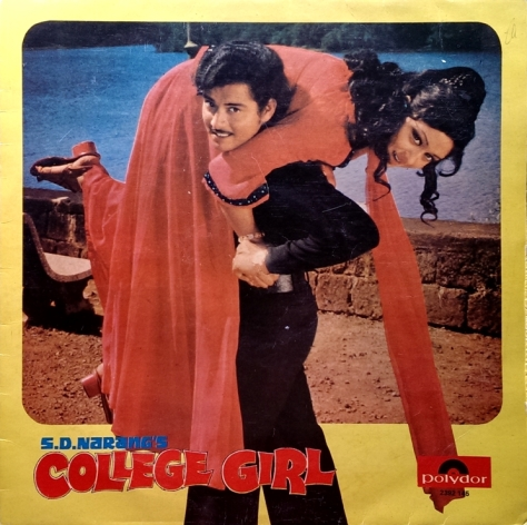 Bappi Lahiri - College Girl