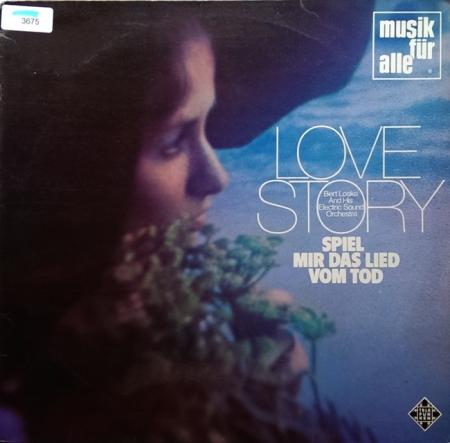 Bert Loska - Love Story - Spiel mir das Lied Vom Tod