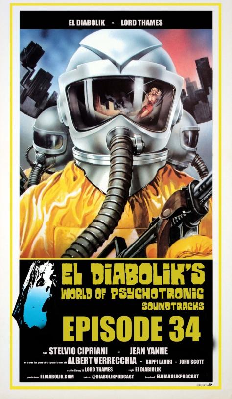 El diabolik's world of psychotronic soundtracks episode 34