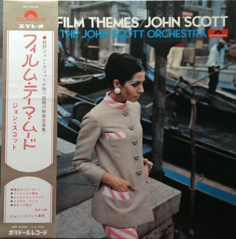 John Scott - film themes