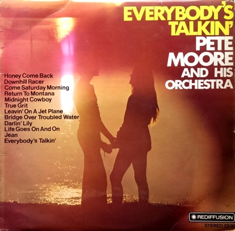 Pete More - Everyboy's talkn