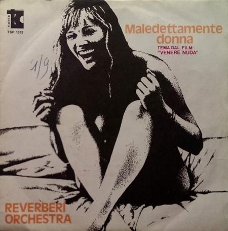 Reverberi Orchestra - Venere Nuda - Venus in Furs