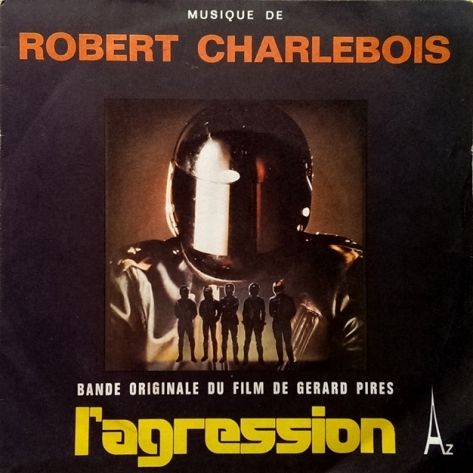 Robert Charlebois - L'agression