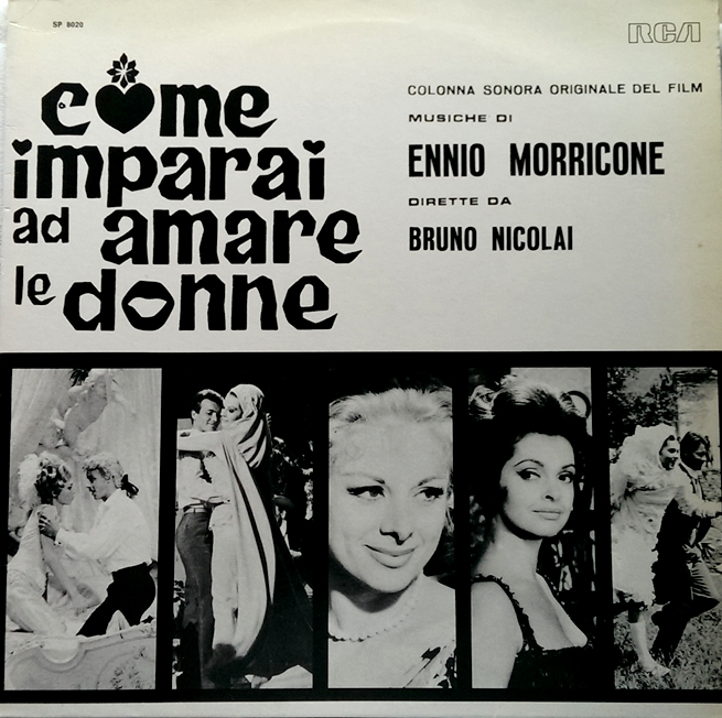 Ennio Morricone The Bird With The Crystal Plumage