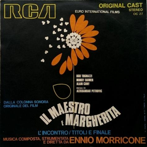 Ennio Morricone - Il maestro e Margherita