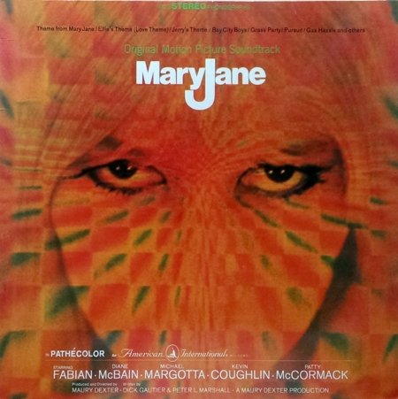 Mike Curb and Larry Brown - Maryjane