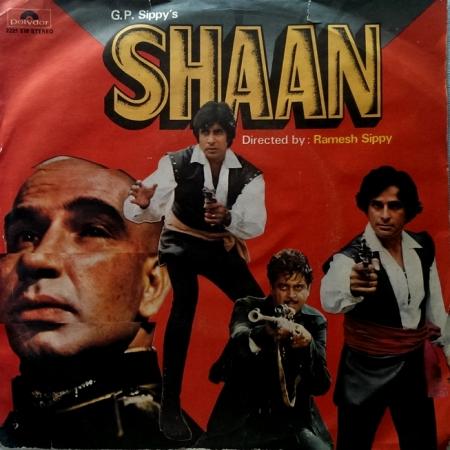 R D Burman - Shaan
