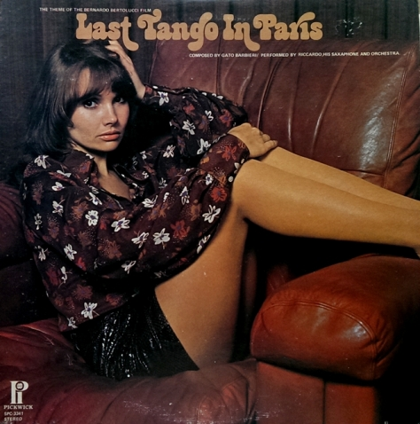 Ricardo his Saxaphone and Orchestra - Last Tango in Paris