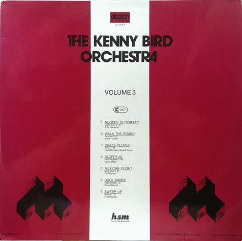 The Kenny Bird Orchestra - Voulme 3